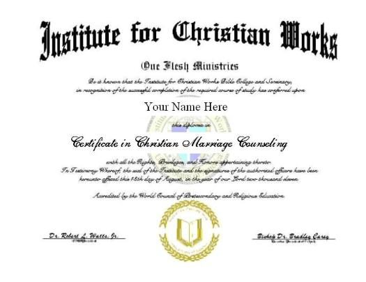 Online Bible College Degree Programs with Course Descriptions